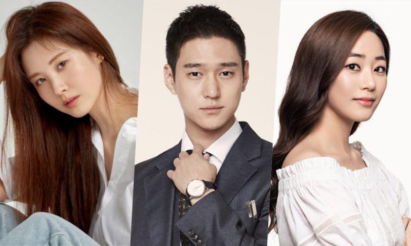 徐玄&高庚杓&金孝珍確認出演JTBC新劇《私生活》 下半年開播