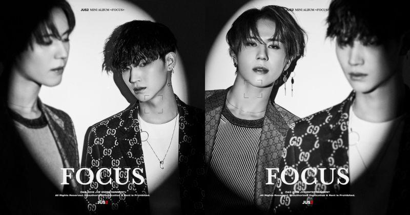 Jus2 敲定發片日期 一出道就舉行亞洲巡迴演出!