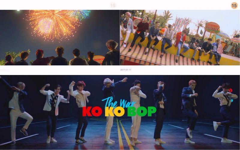 EXO《Ko Ko Bop》預告公開 專輯預售破80萬創新紀錄