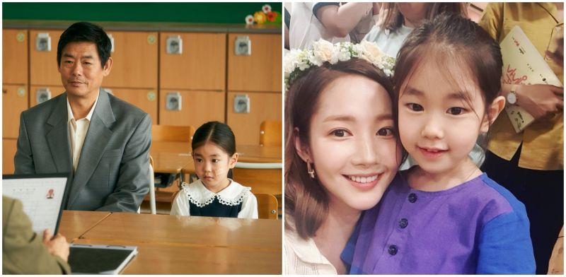 电影《无价之保》成东镒最小女儿朴素怡:击败300位童星获选的原因?