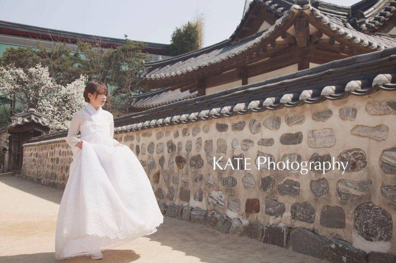 美美的韩服婚纱,让人好想穿上它