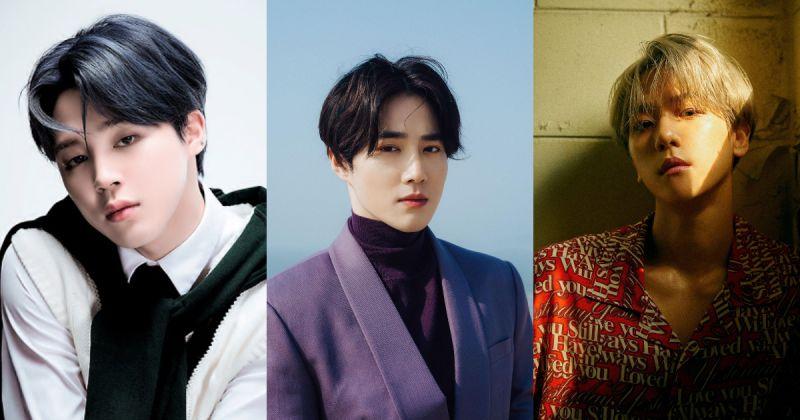 【男团个人品牌评价】智旻蝉连冠军 EXO 两人打入前三名!