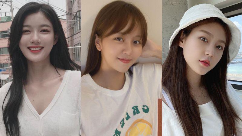 童星出身的她们都长大了!「三金」金裕贞、金所炫、金赛纶近况...作品都让人期待啊!