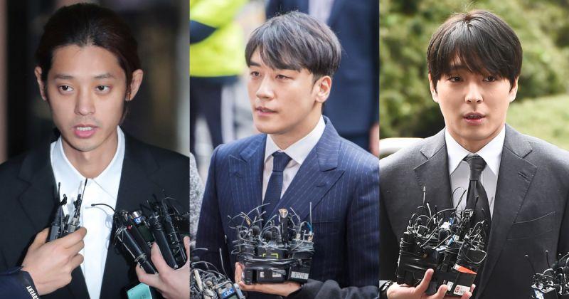 MBC 跟進 KBS 將鄭俊英、勝利、崔鍾訓列入禁演名單!