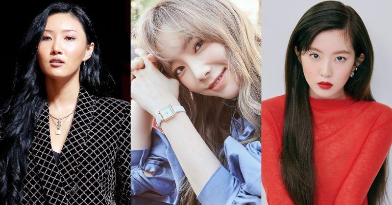 【女團個人品牌評價】華莎重返寶座 SM 兩大女團隊長進前三名