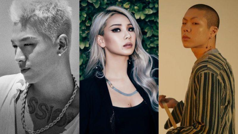 超罕見組合!太陽、CL 與 hyukoh 聯手 將登 tvN 新音樂觀察綜藝!