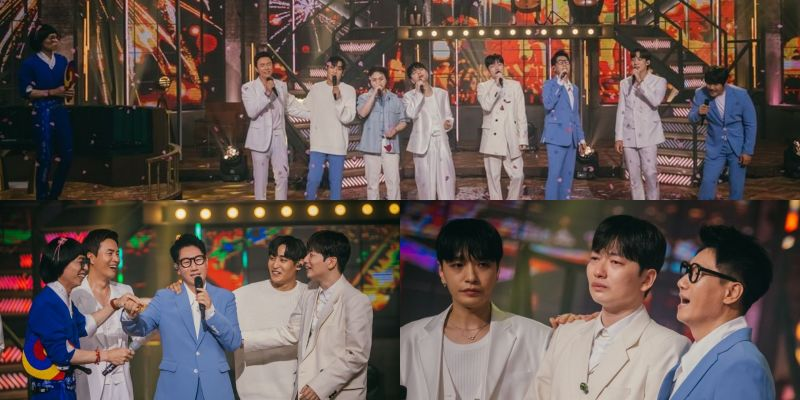MSG Wannabe旅程畫下句號:與「父母團」SG Wannabe澎湃合唱,最後舞台飽含淚水