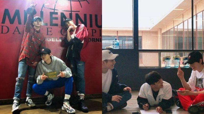 银赫、泰民、起光的JTBC4《THE DANCER》将於下月5日首播!更有真人秀元素