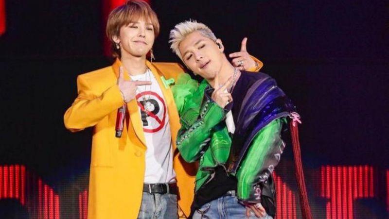 YG娛樂這個操作太狠了!它們擁有G-Dragon&太陽的商標權,如2人不續約將無法再用藝名...