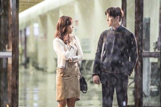 SBS新月火劇《浪漫醫生金實福》柳演錫、徐玄振的浪漫下班路