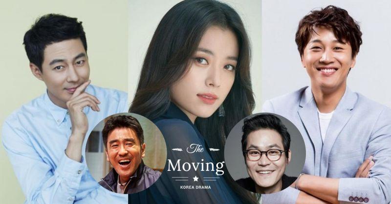 Disney+投入500亿大制作超能电视剧《Moving》赵寅成、韩孝周、车太铉等多位大咖演员合作!