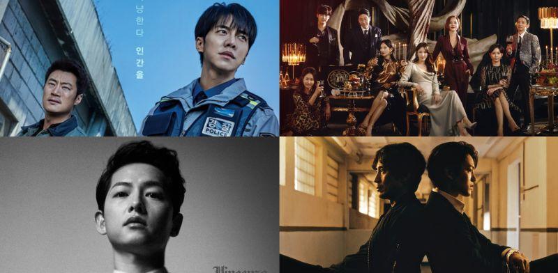 【KSD評分】由韓星網讀者評分:《The Penthouse 2》跟《黑道律師文森佐》都同分呢~