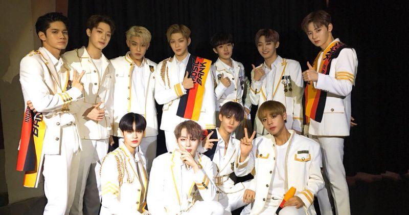 海内外一起重温 Wanna One 的「我啊我」 创《Music Bank in 柏林》收视最高点!