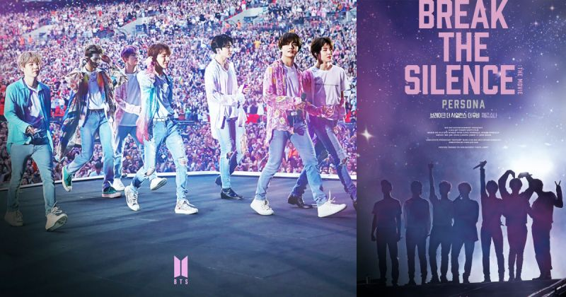 BTS防弹少年团凭《BREAK THE SILENCE: THE MOVIE》 获 MTV 影视大奖「最佳音乐纪录片」奖!