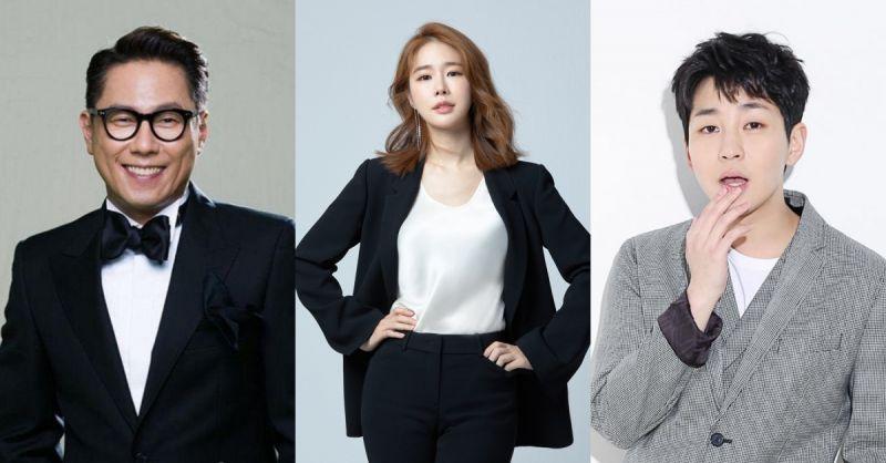 全新概念的節目!尹鍾信&劉寅娜&DinDin將共同主持新綜藝《手機清潔隊》