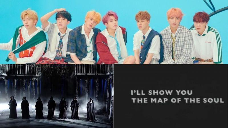 BTS防彈少年團新專輯《MAP OF THE SOUL:PERSONA》!專輯概念在之前的活動、舞台等就曾劇透過!
