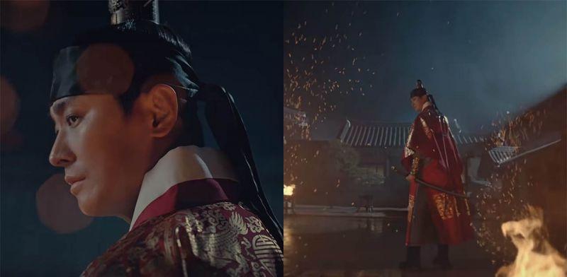 《屍戰朝鮮》李蒼終於回宮?朱智勛上位「漢堡王世子」