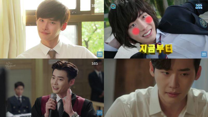 每个都很经典啊!李钟硕这些年在SBS的角色:朴修夏、崔达布、丁宰璨还有接下来的金佑鎭!