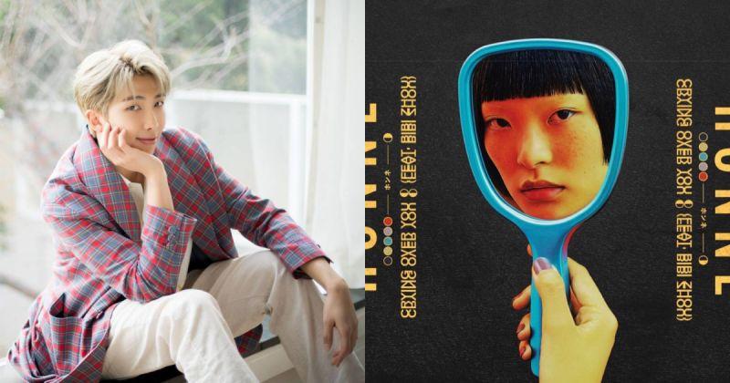 RM 与迷幻电气双人组 HONNE 再度携手!〈Crying Over You ◐〉明发行