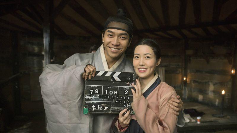 还记得李升基与沈恩京的合作吗?拍好两年多的《合婚》终於要在 2 月底上映了!