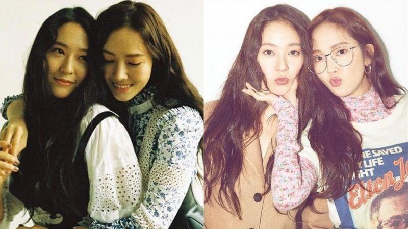 时隔5年…继On Style《Jessica & Krystal》后 「郑氏姐妹」再拍摄真人秀节目!