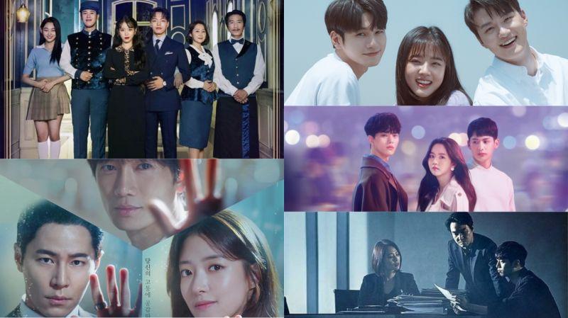 【KSD评分】由韩星网读者评分!《德鲁纳酒店》明晚大结局 《喜欢的话请响铃》新上榜