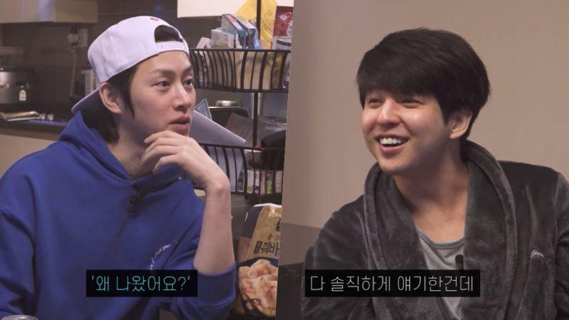 【有片】金起範首次親口講退出Super Junior原因:「並沒有不好的回憶」