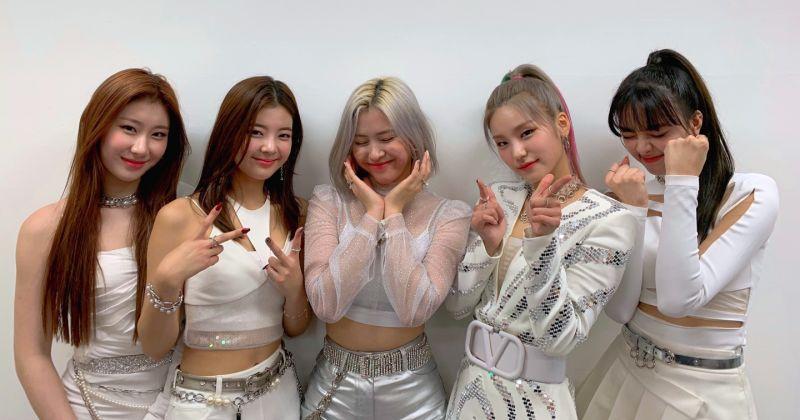 ITZY〈Not Shy〉MV 破亿 刷新出道以来最快纪录!