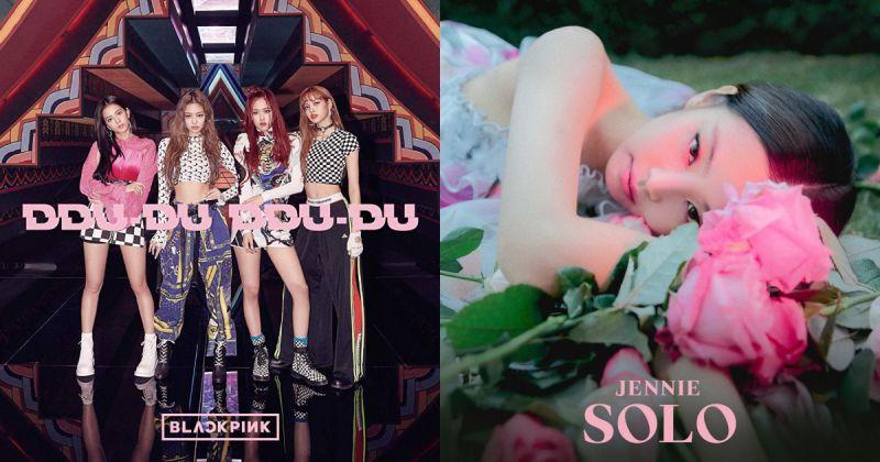 BLACKPINK 首支破五亿 MV 诞生!Jennie 登《人气歌谣》公开表演个人新歌