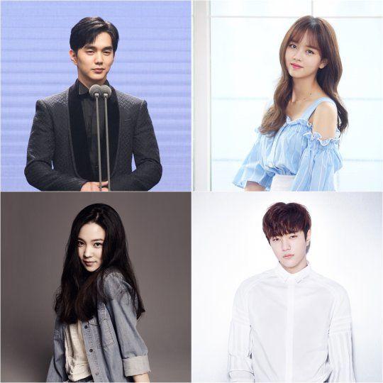俞承豪、金所炫、金明洙、尹邵熙主演MBC新水木剧《君主》5月来袭!