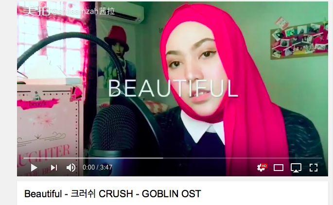 馬來西亞歌手茜拉竟是韓語翻唱小能手?