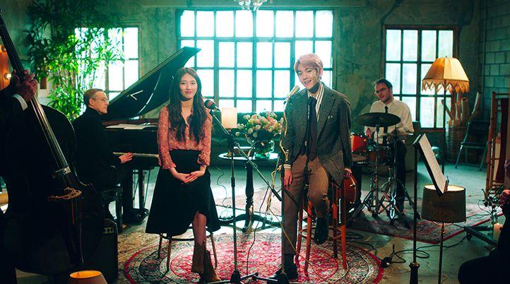 夢幻級CP!伯賢&秀智合作曲《Dream》第一句歌詞就是「好漂亮」原來是有原因的