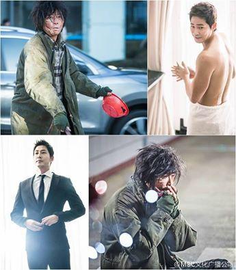 韓劇  3月底的新月火劇……當年男1、男2,今日的收視大戰