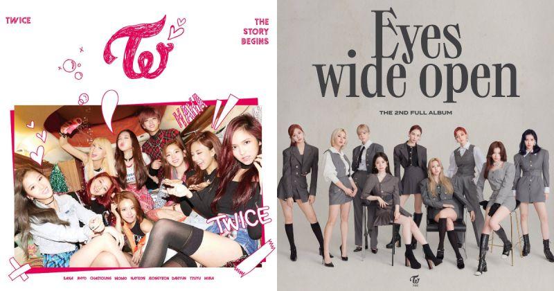 TWICE 销售威力惊人 韩、日唱片总销量已破一千万!