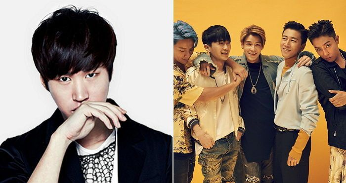 Tablo擔任水晶男孩新曲製作人 演唱會中率先公開