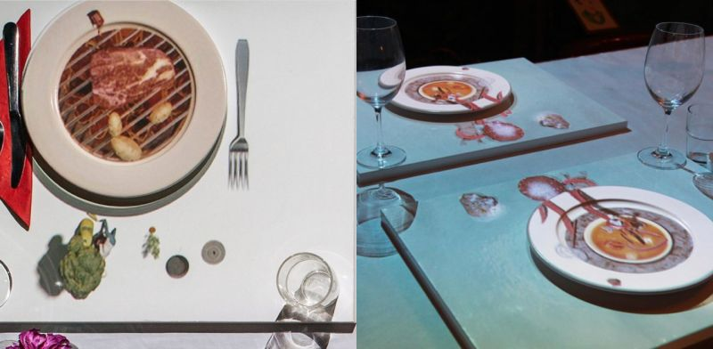 這樣的主題餐廳你見過了嗎? 梨泰院全韓國第一間「用影片做料理」的主題餐廳!