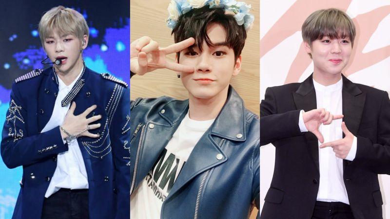 【男团成员品牌评价】Wanna One 一手包办前三名 姜丹尼尔连续 9 个月夺冠!