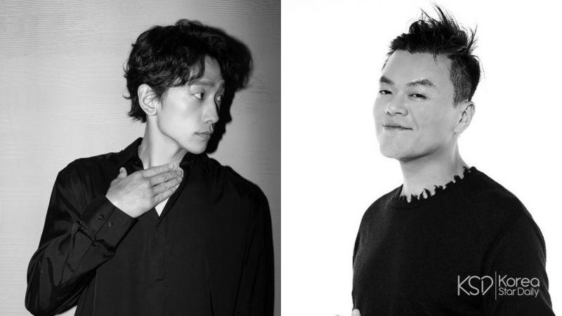 历代级合作!Rain 郑智薰 & JYP 朴轸永将以双人组席卷乐坛~