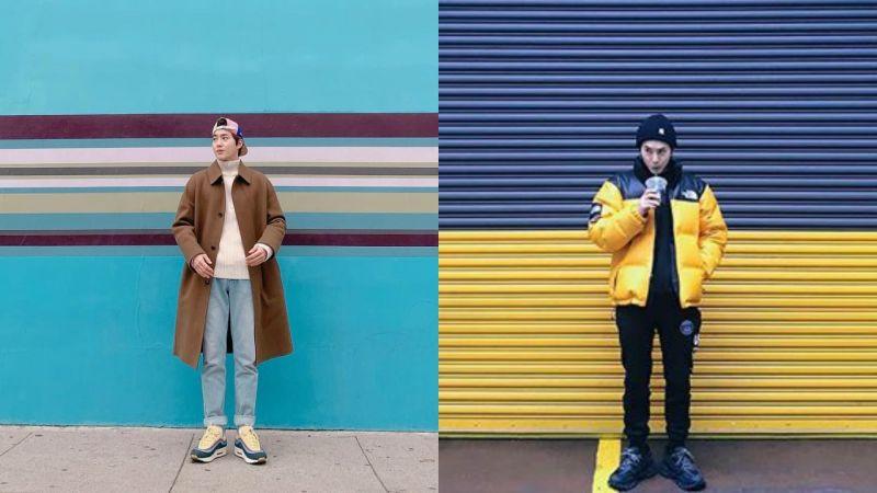 「自帶油漆桶」的愛豆!服裝顏色總是和背景色巧妙融合的EXO SUHO