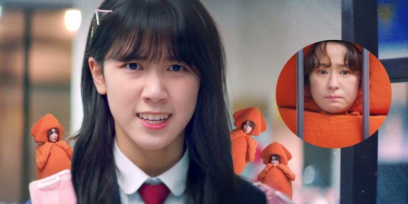 治癒系新劇《你好?是我!》預告:李蕊穿越見到崔江姬,發現自己從女神變魷魚