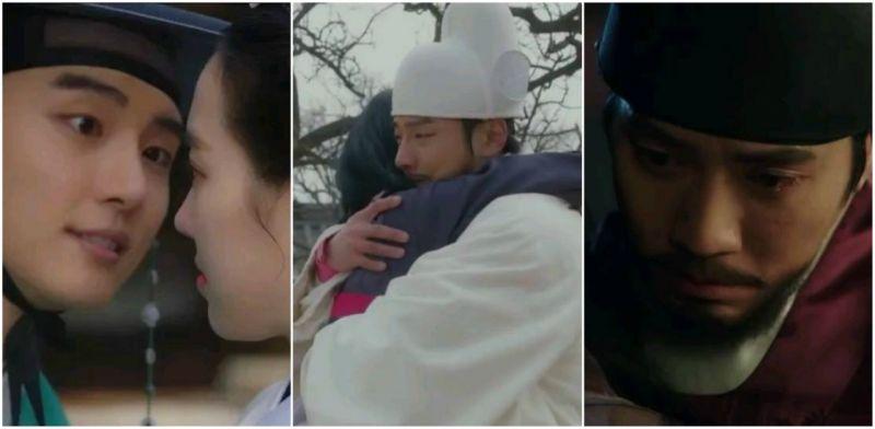 韩剧 大君-绘制爱情대군-사랑을 그리다 – 权力欲望下的爱情