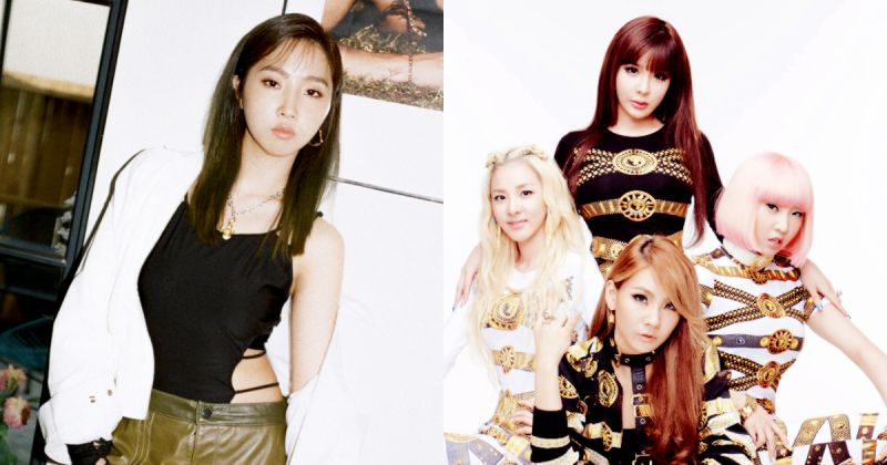 孔旻智谈 2NE1 合体 「这是所有成员的梦想和心愿」