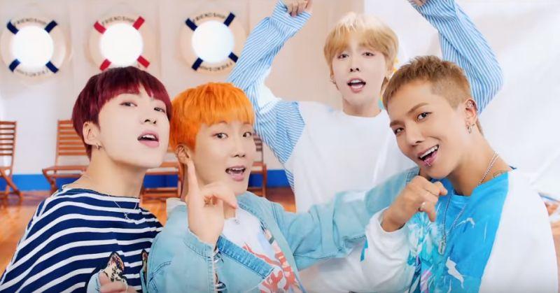 WINNER回归新歌《AH YEAH》MV预告片公开!