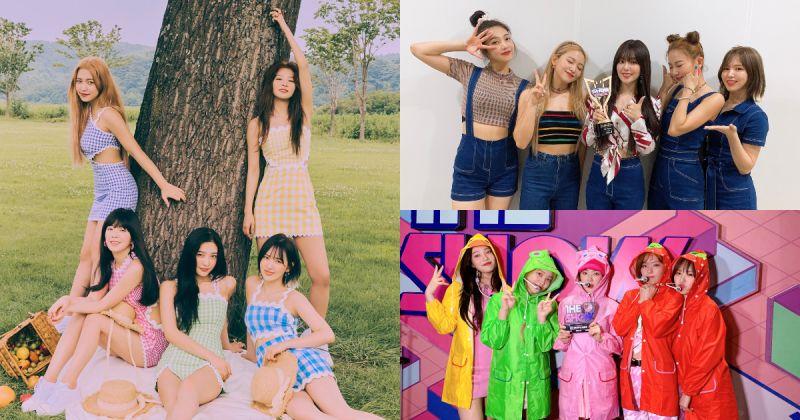 Red Velvet〈Umpah Umpah〉创佳绩 囊括整周音乐节目冠军!