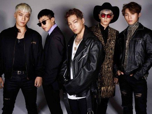 BigBang突襲演唱會走漏風聲 YG決定取消活動