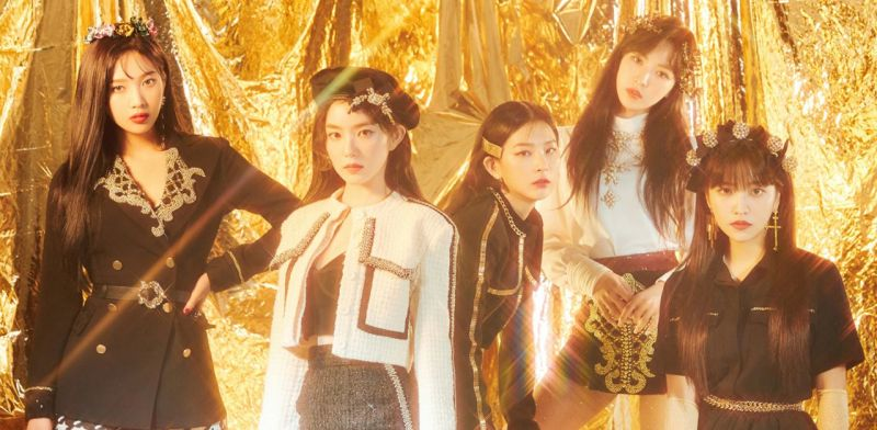改名如改命?Red Velvet这些歌改了题目之后真的就大火!原题「土味」十足啊XD