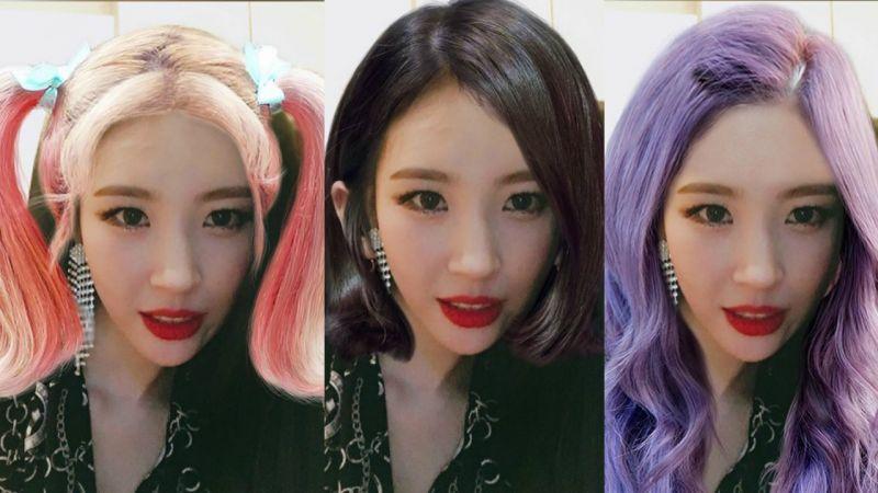 【論髮型的重要性】「換了髮型」還認得出來她是誰嗎?