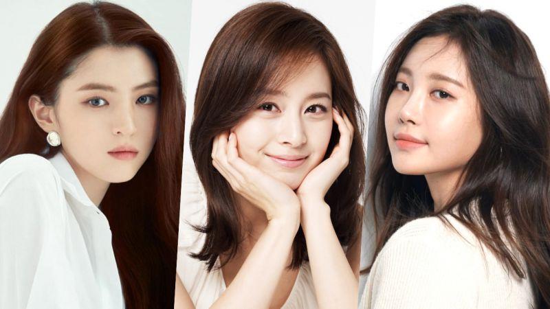 蔚山美人賞!來自蔚山的5位美麗女演員:金泰希、韓素希等