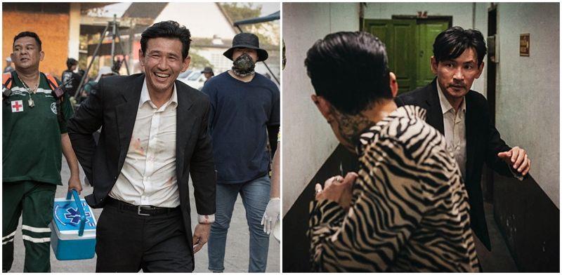 《魔鬼对决》黄晸玟时隔7年如愿与李政宰再合作:拍摄时和李政宰约定好「绝对不要受伤」!