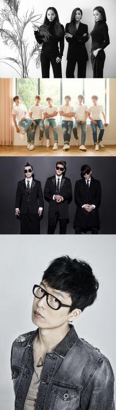 引爆期待! 神話&S.E.S&河鉉雨&Turbo亮相MBC歌謠大祭典